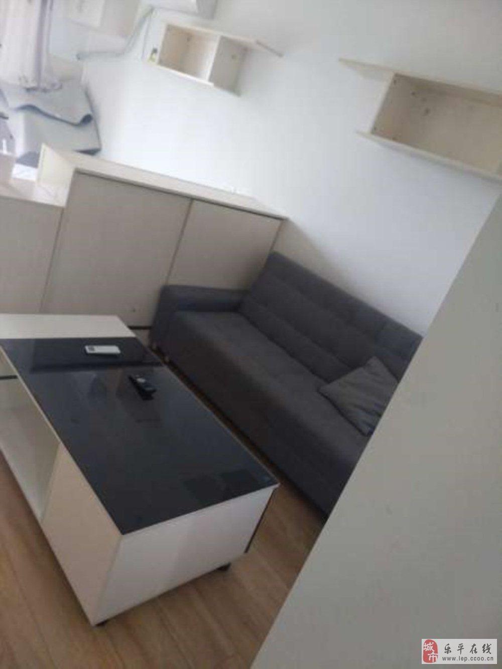 绿洲香岛单身公寓1室1厅1卫36万元