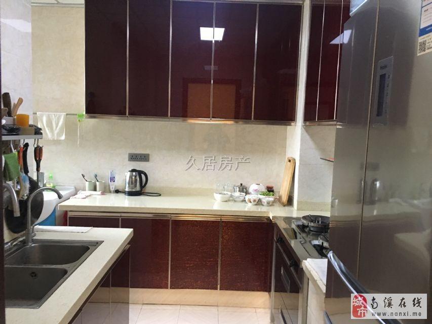 康安江城一线江景2室豪华装修全品牌家电急售