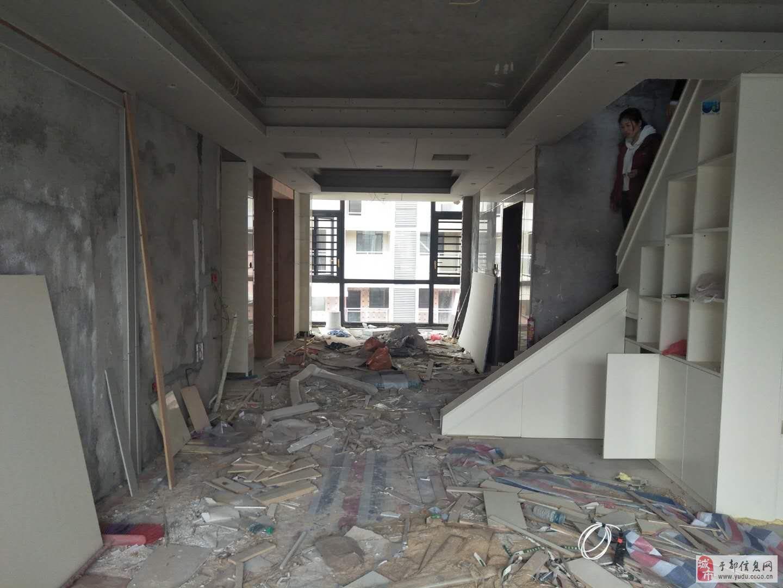 旭华东城-二中附近次新小区-半装修复式楼~带大露台