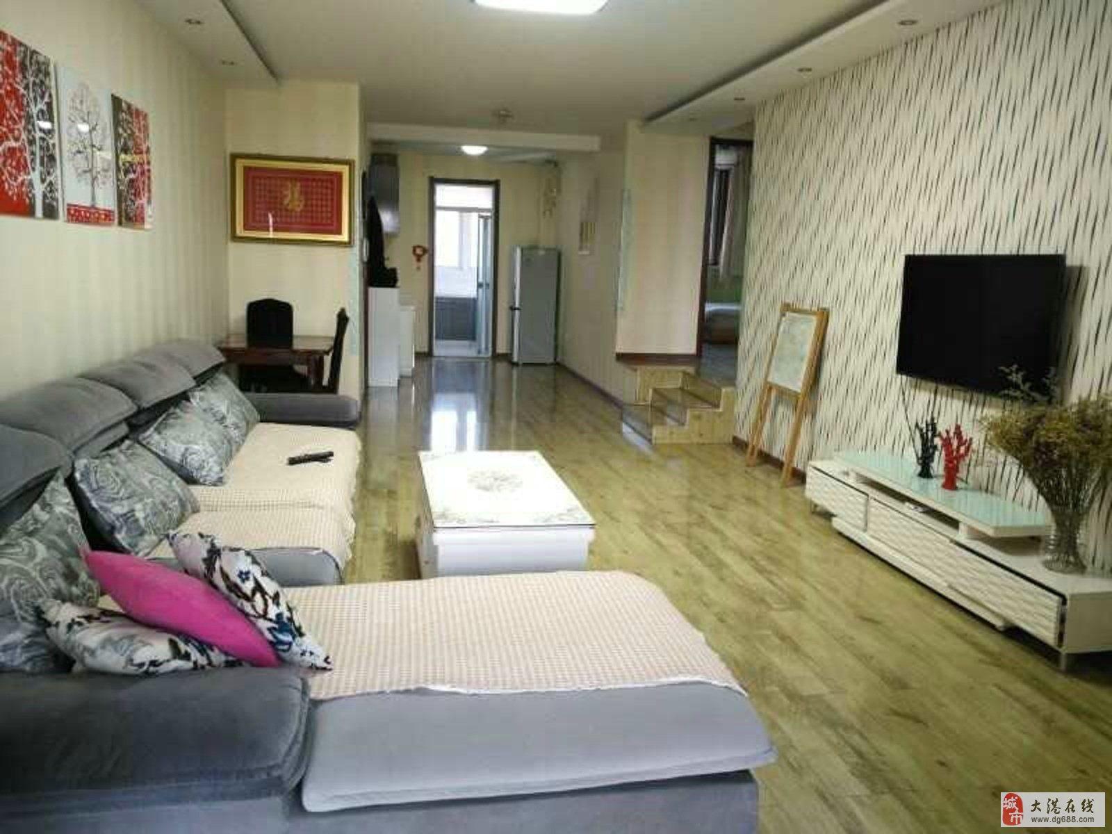 优质房来了,春港花园4楼103平精装急售116万