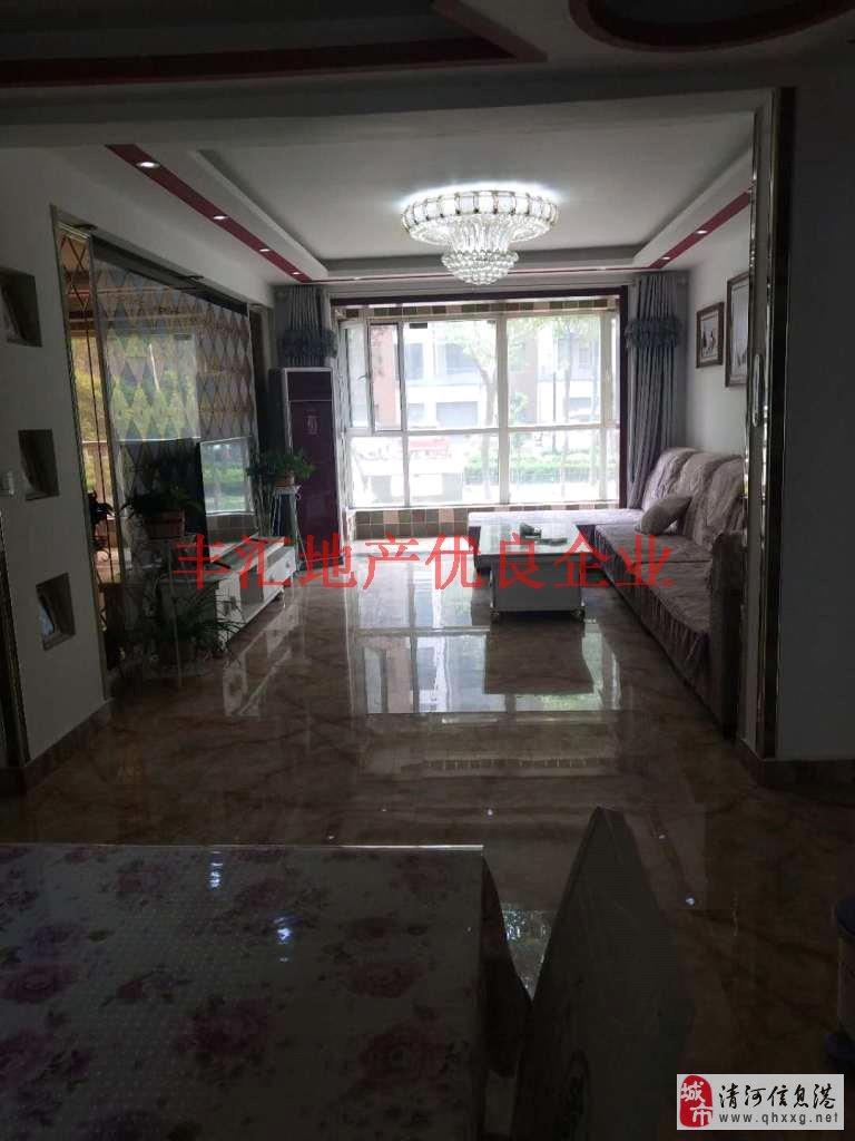 领秀清城有证能贷款矮层电梯房精装修