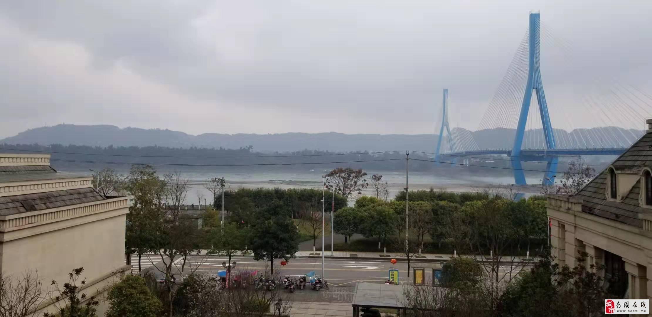 美丽泽京 高端小区 前排全江景 小洋房 户型采光完美