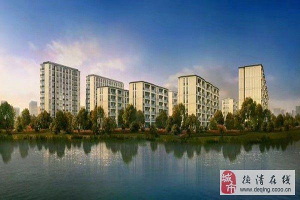 桂语洋房,精装修带中央空调,高品质低密度,超高得房率