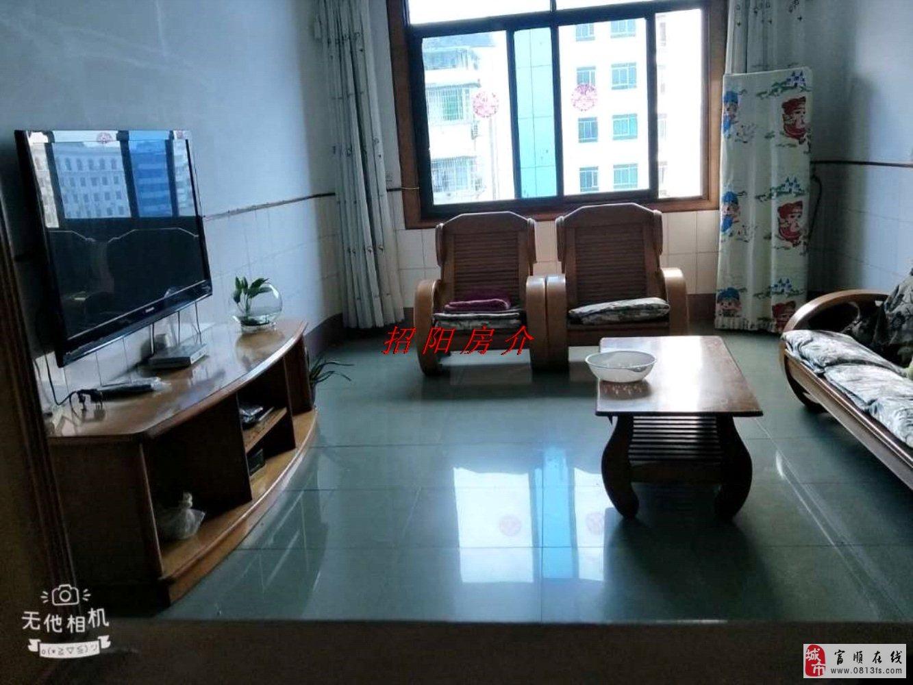 急售金山宾馆3室2厅1卫33.8万元