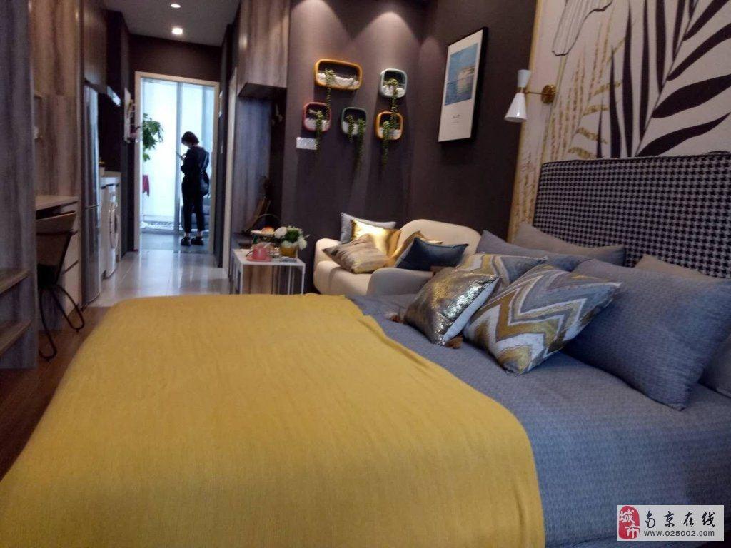 鼓楼滨江证大阅公馆,地铁口旁,市区低总价公寓,包租