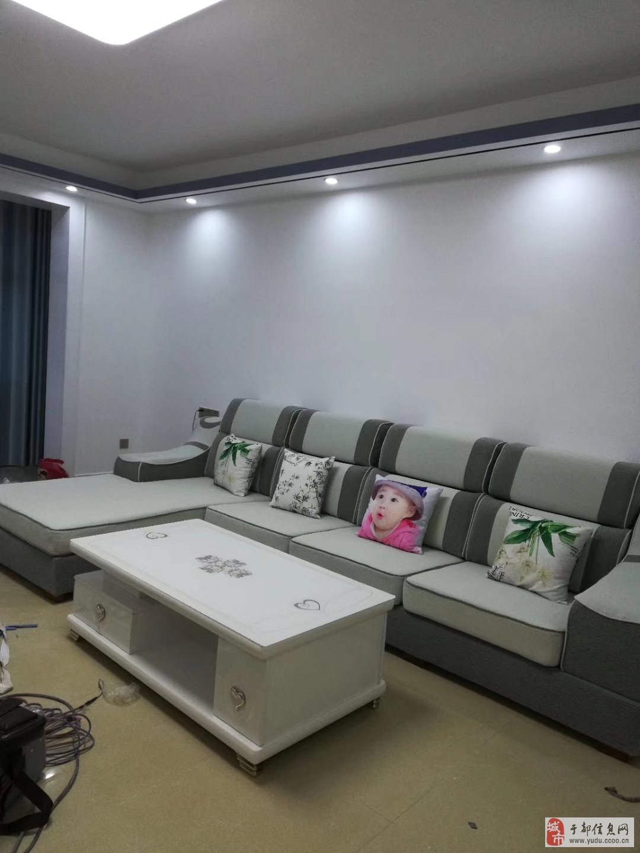 乐都花园小区新装修买就送品家私4室2厅2卫96万