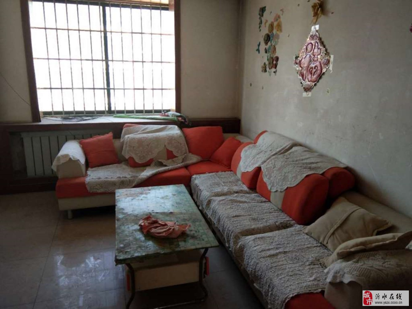胜利花园3室2厅1卫精装修因周转资金急出售
