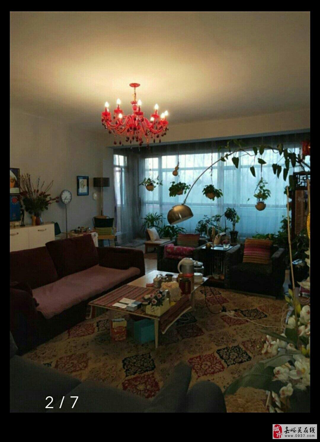 亲水湾3室2厅1卫95万元