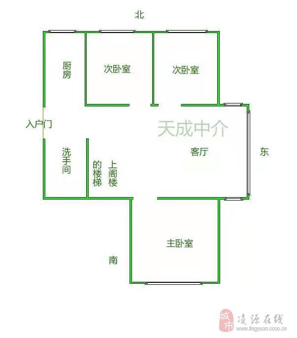 鴻晟園超大空間19樓129.62平+閣樓79.96平