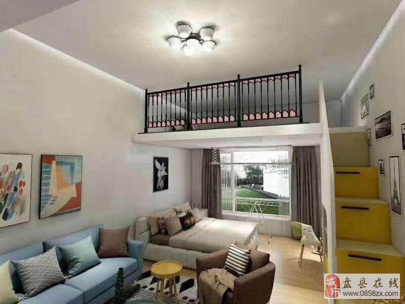 万达广场旁避暑投资公寓1室1厅1卫15万元