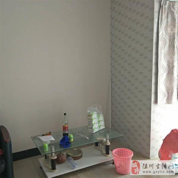 陆川君丰小区1室0厅1卫12万元业主急售钥匙在手