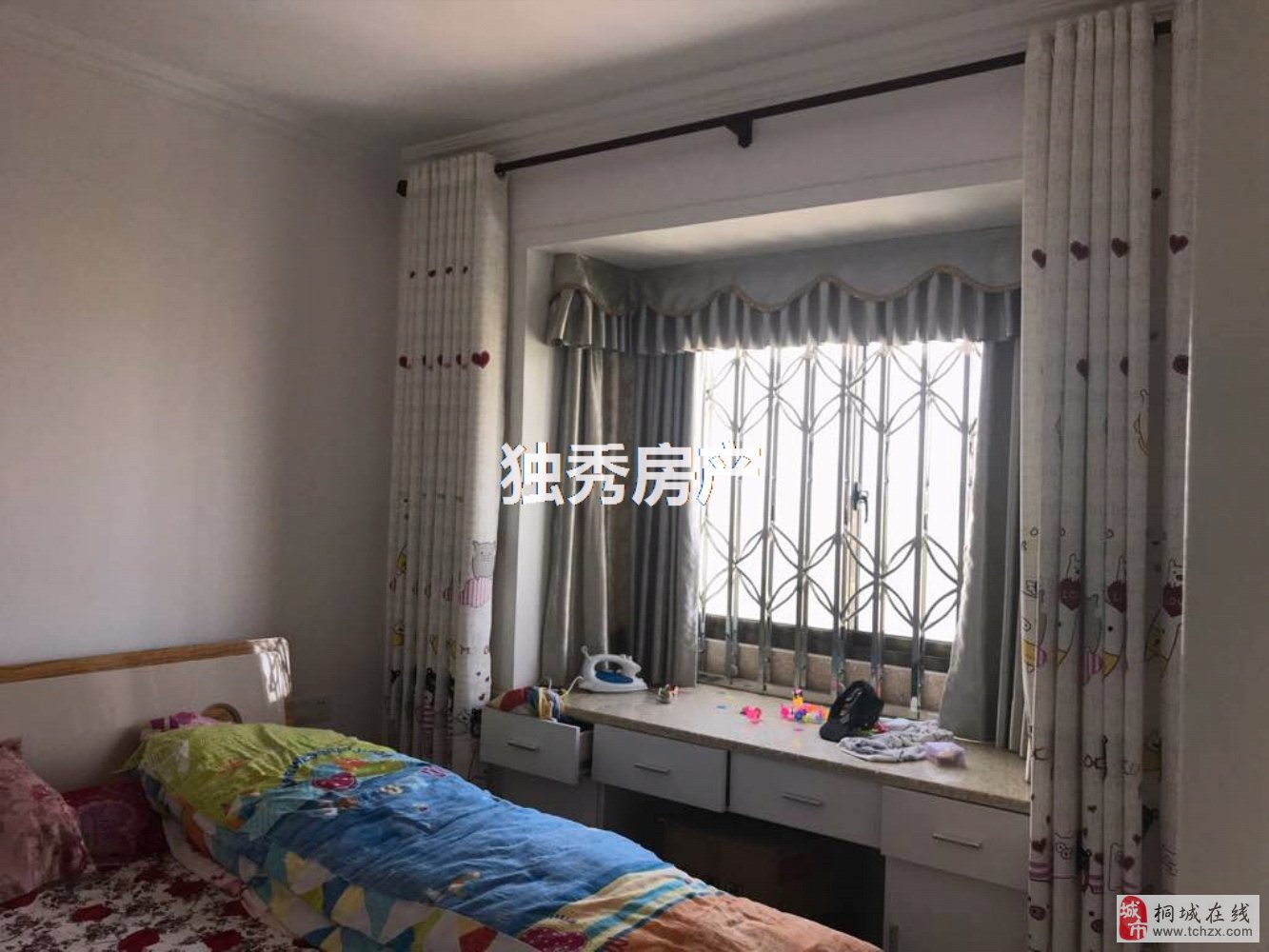 出售香山公馆精装3室2厅1卫61万元!!!