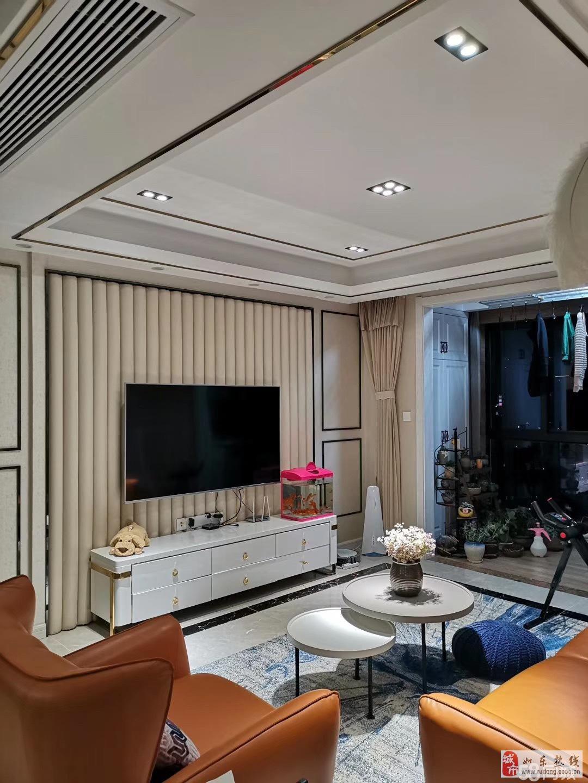 雨润广场主卧总统套房装修141.5平175.8万