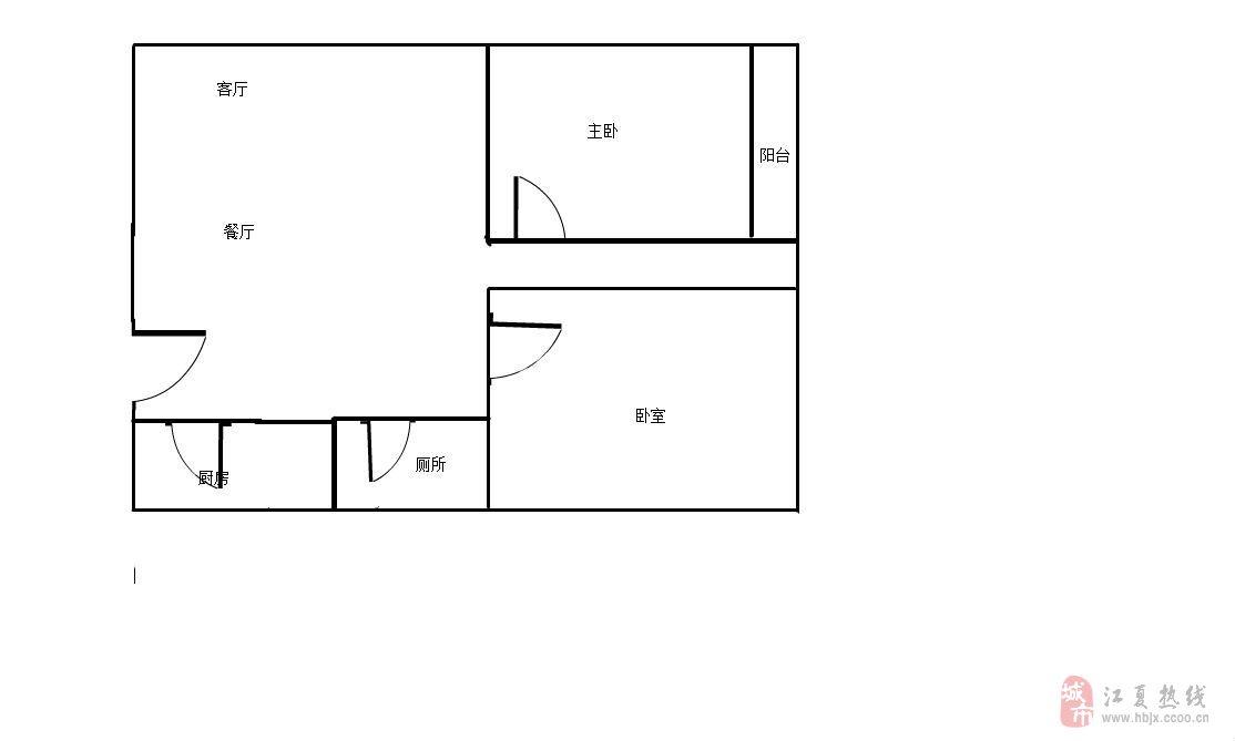 江南总督府3室2厅2卫126万元