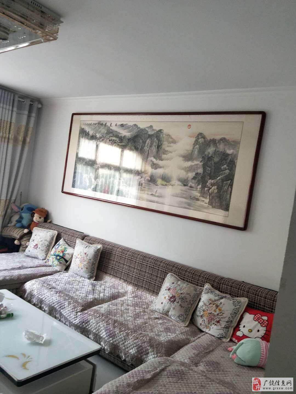 渤海陽光2樓東戶帶車庫英才學區房免稅房