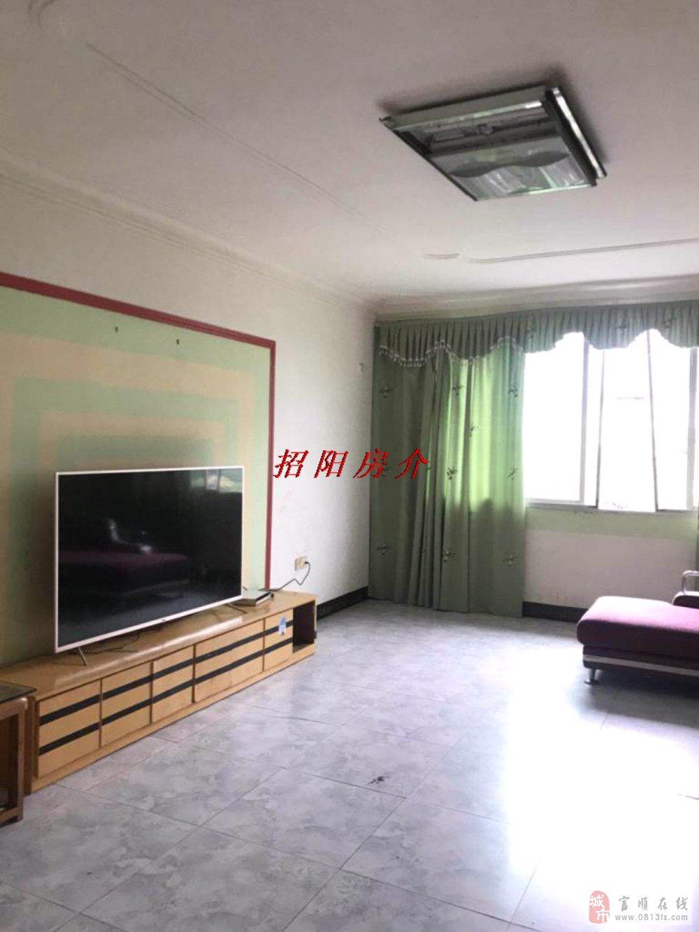 急售新一中附近同心苑3室2厅2卫53.8万元