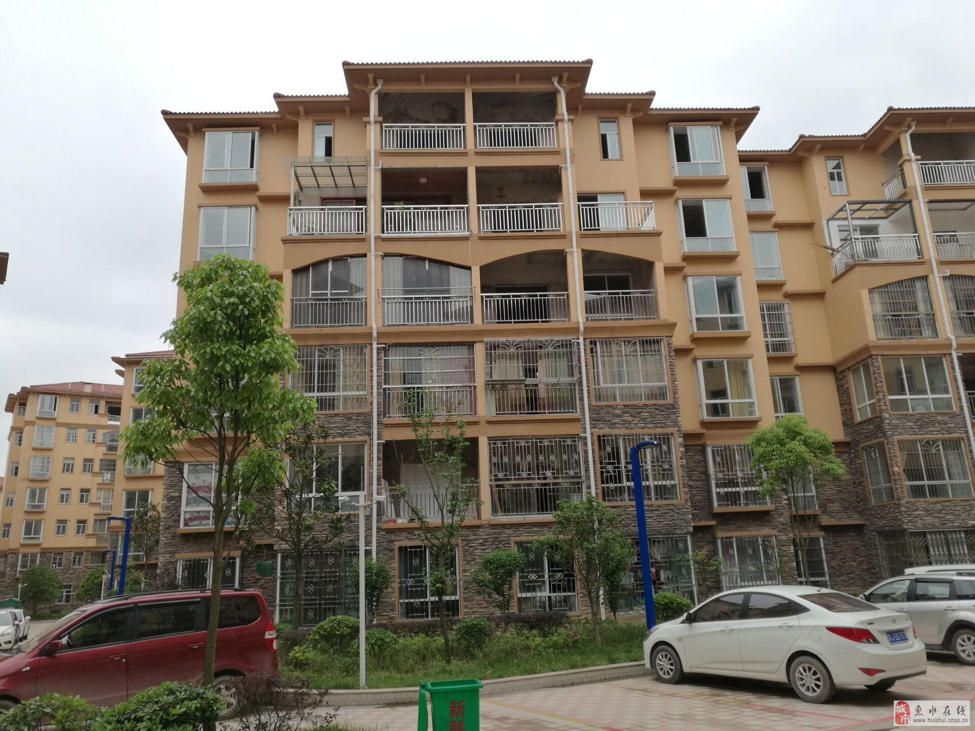 惠水南苑花城三期步梯5樓4室2廳2衛50萬元