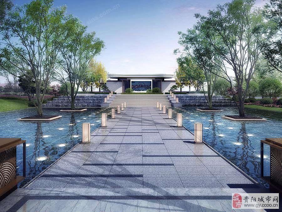 四季贵州椿棠府3室2厅83万元首付18万送车位