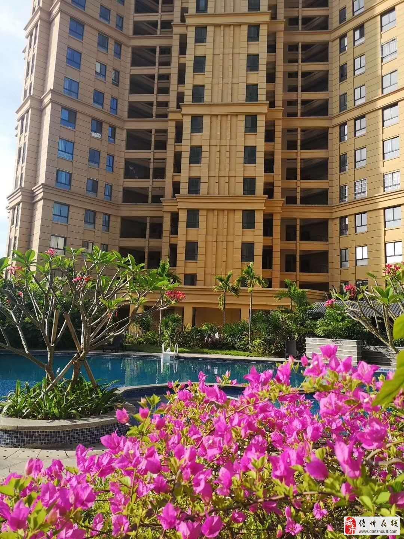 儋州市碧海一家 精装1室1厅 拎包入住 环境舒适