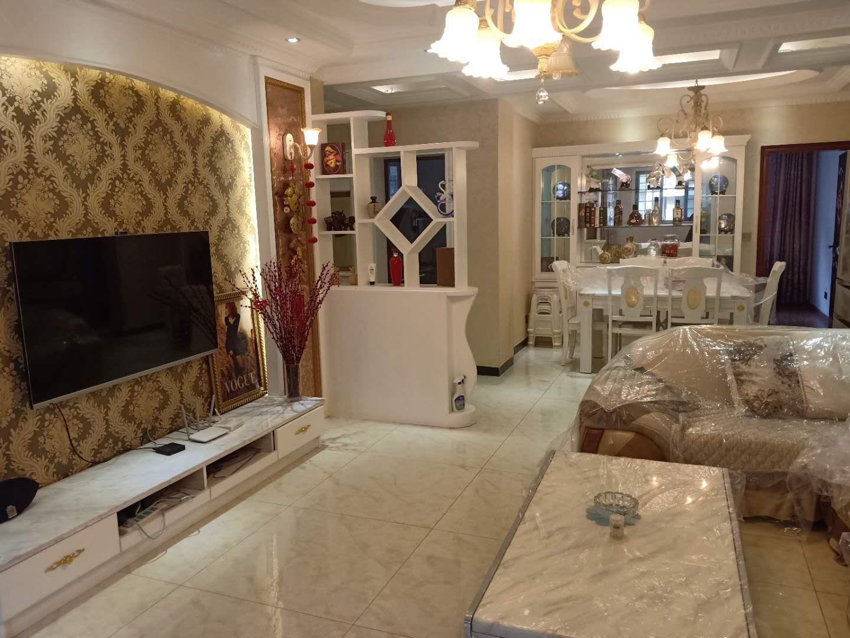 一梯两户,多层花园洋房,精装三室带全屋品牌家具电器