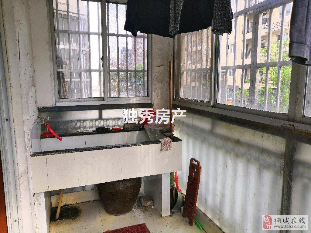桐乐家园框架精装房户型开阔全明多层公摊小实
