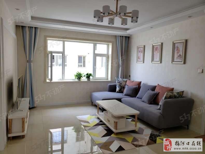 台湾城4楼3室精装修54.8万可按揭