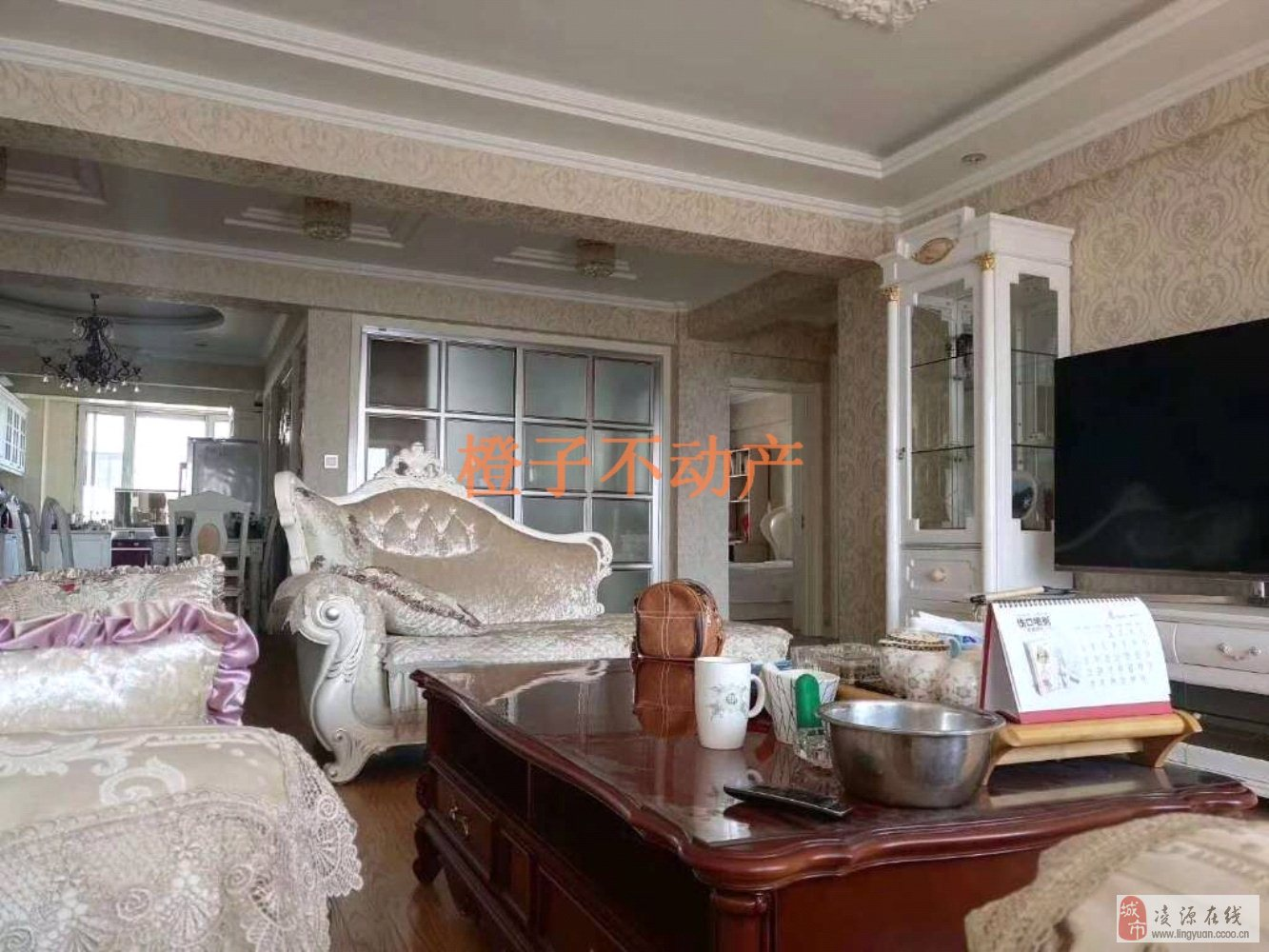 盛世華城B區3室2廳2衛100萬元