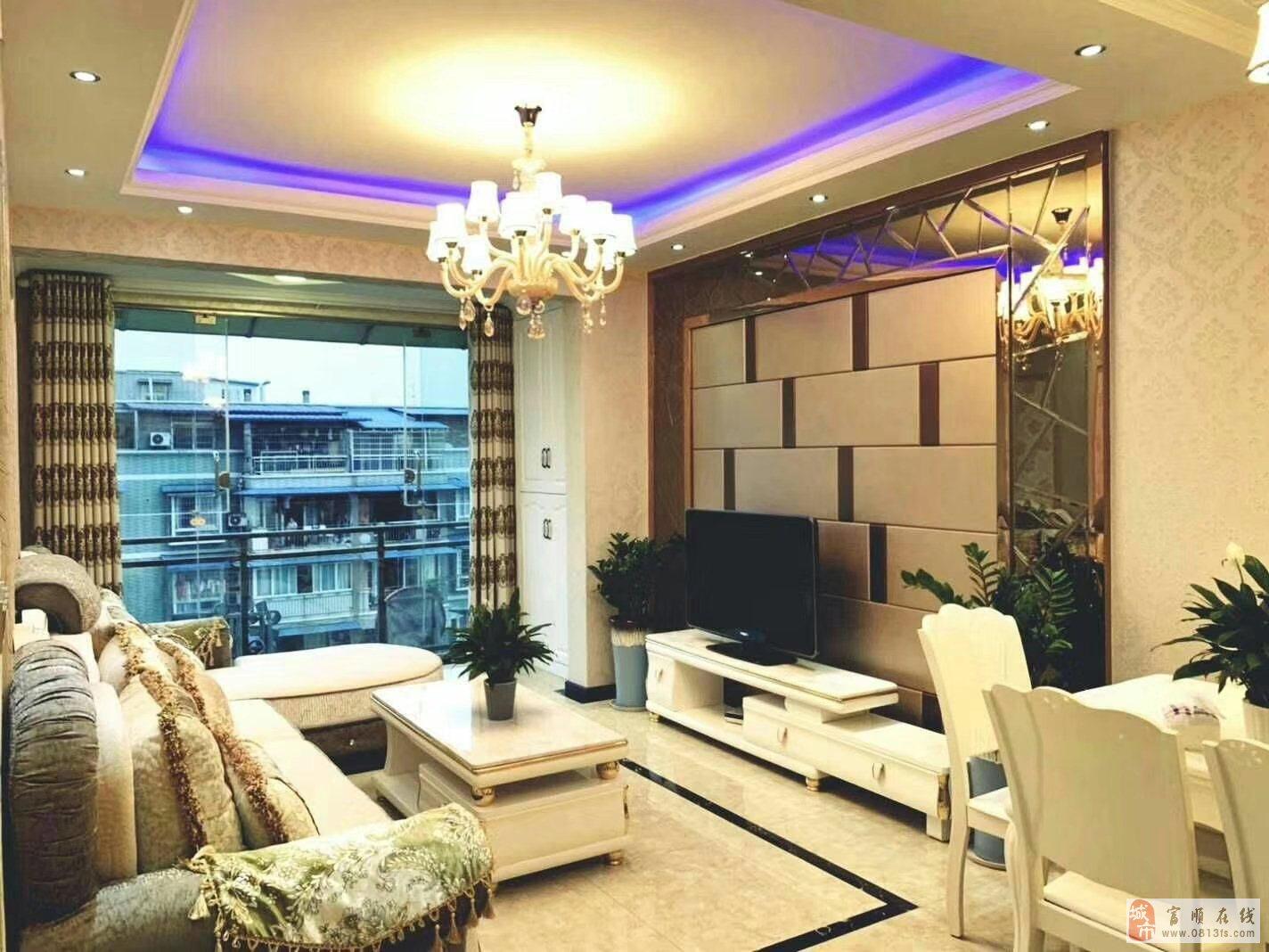 20729出售翰林福邸2室精装房带平台