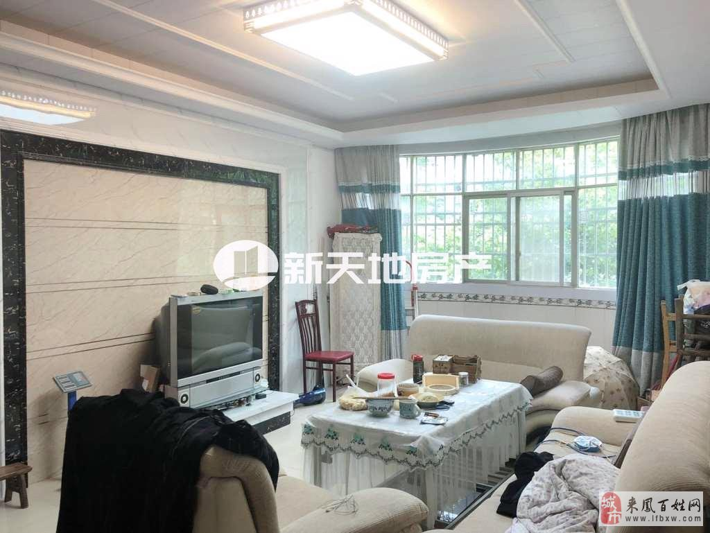 景秀公寓 三室精装修46.8万