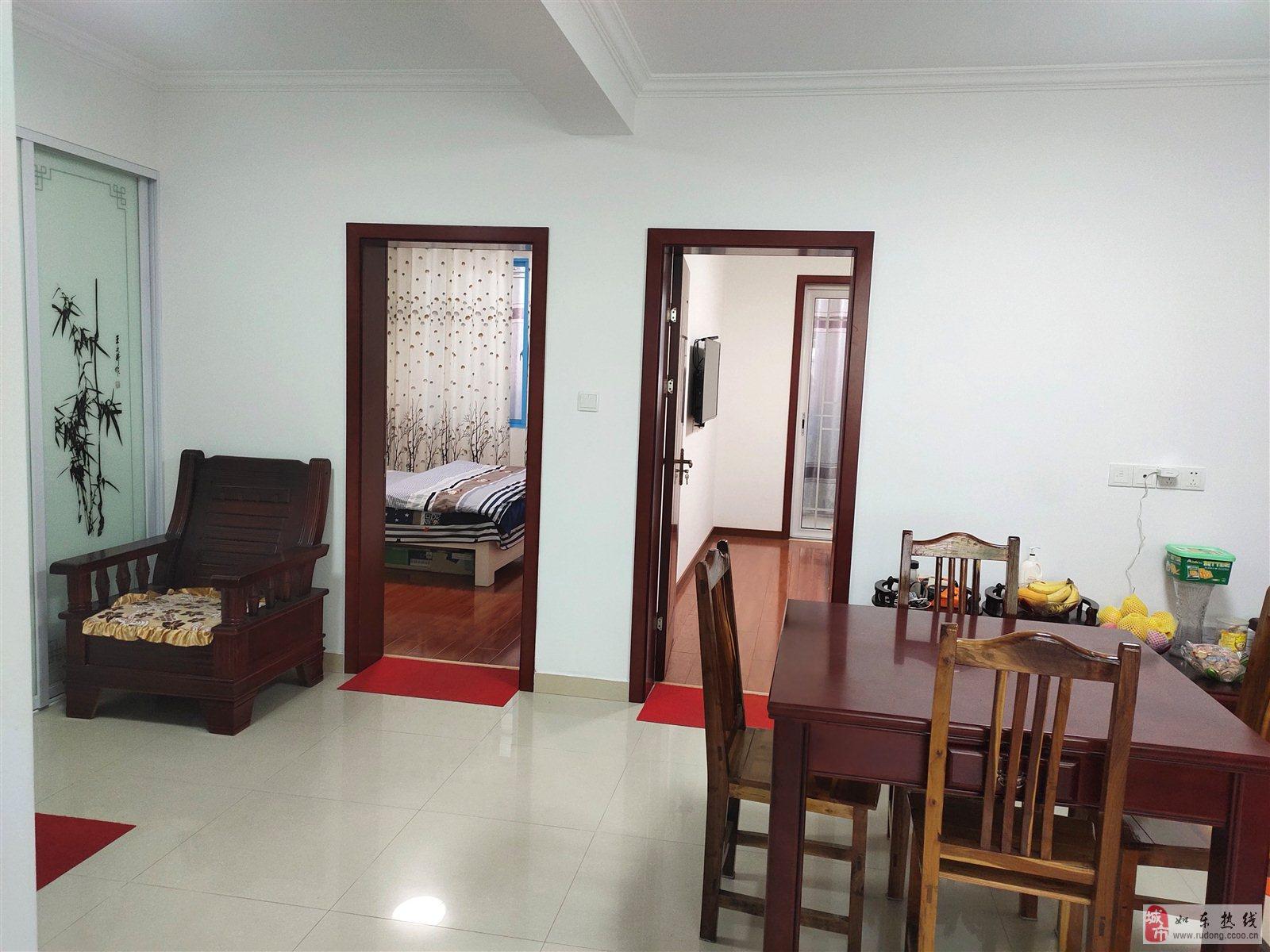 白菜价,民生阳光新城98平米2室2厅1卫精装修