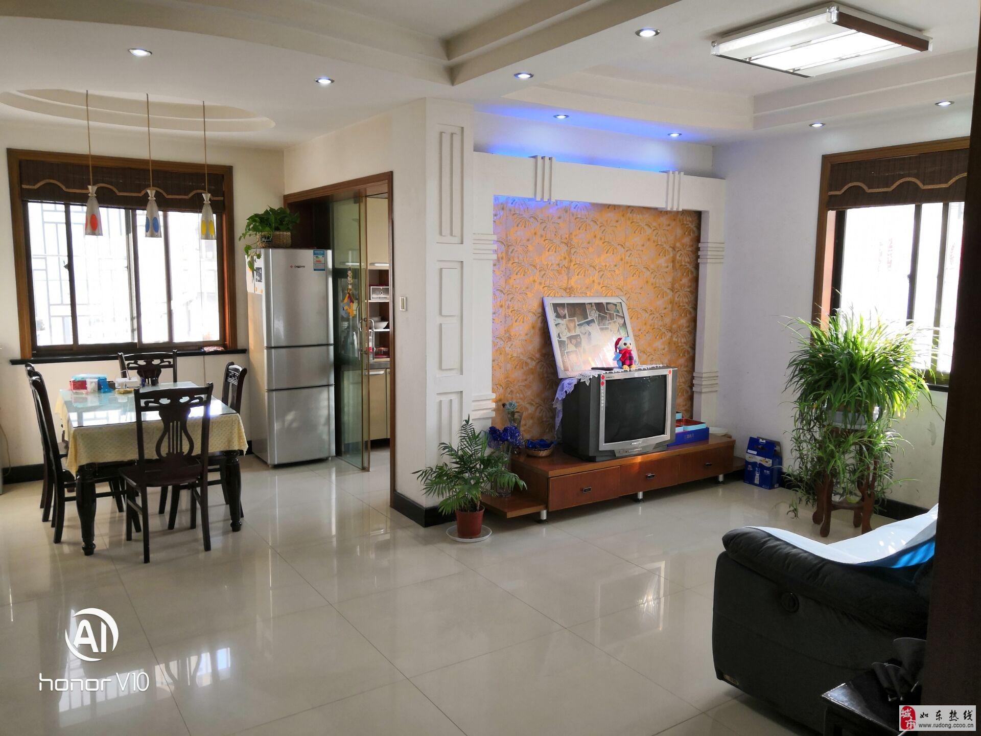 友谊东路117平米3室2厅1卫含大附房90万