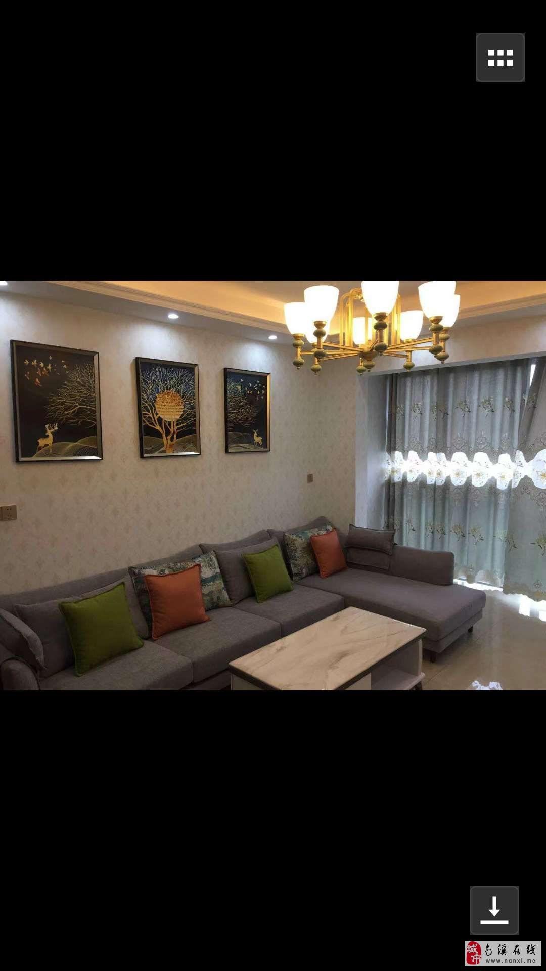 丽雅时代旁康安江城3室2厅1卫62.6万元