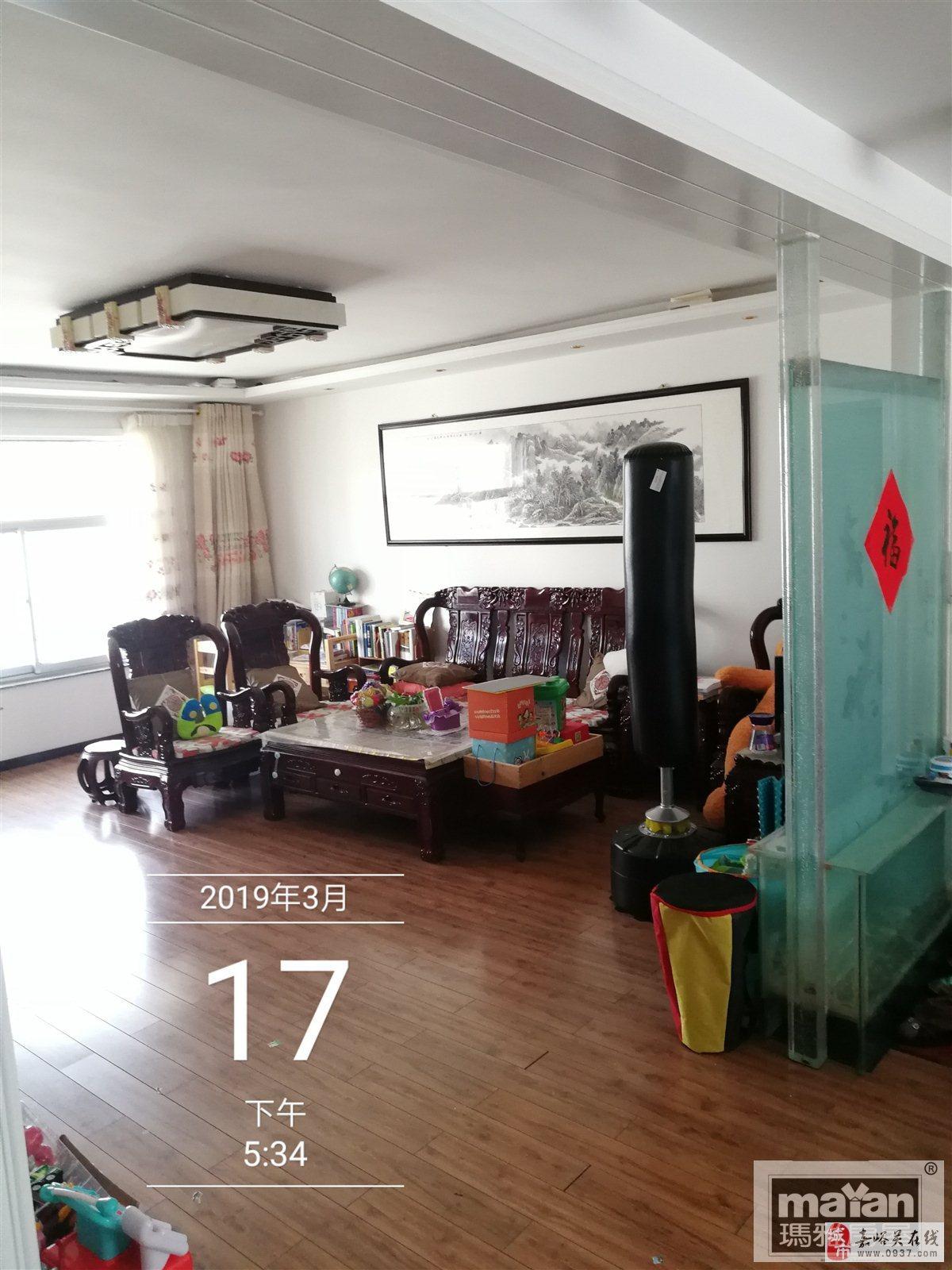 五一街区3室2厅1卫55万元