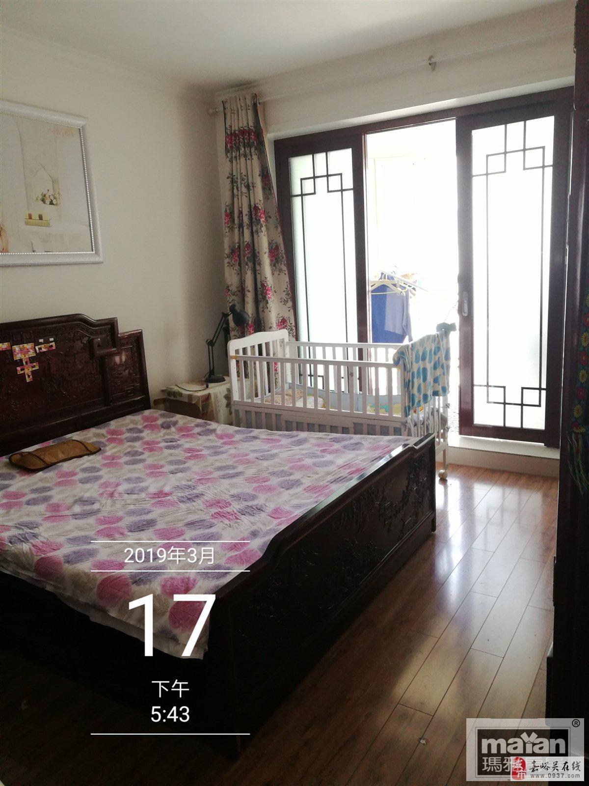 五一街区3楼3室2厅2卫55万元