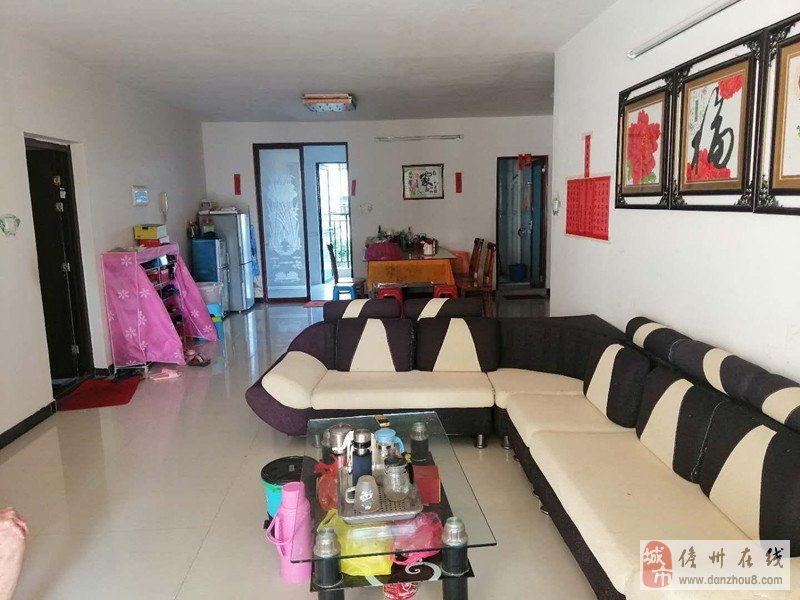 城市明珠温馨3室2厅2卫首付30万,满五唯一.