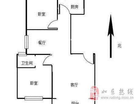 中天润园112.3平2室2厅中装99.8万元ok