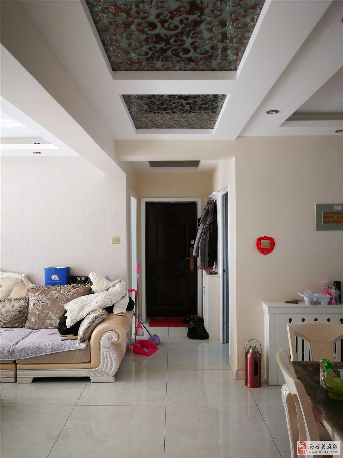 南湖大河锦绣城3室2厅1卫55万