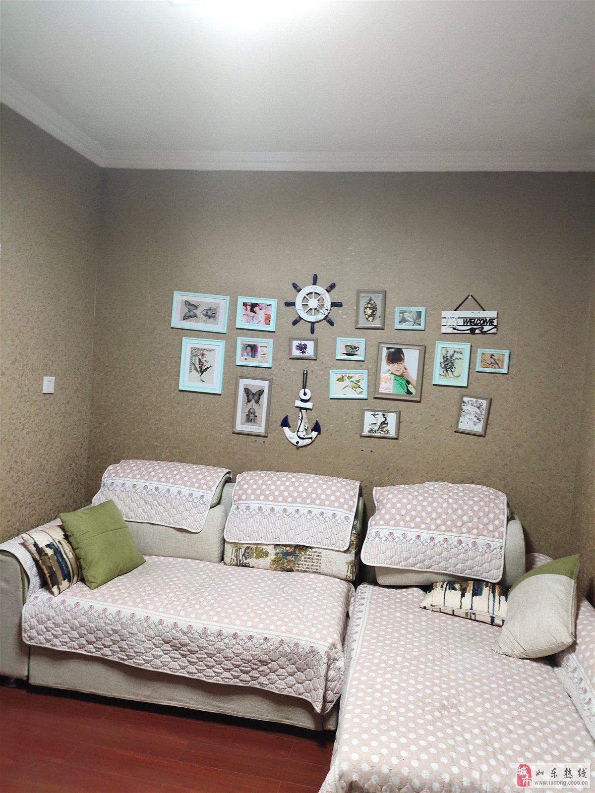 清爽,江海东路烟墩桥附近80平米3室1厅1卫