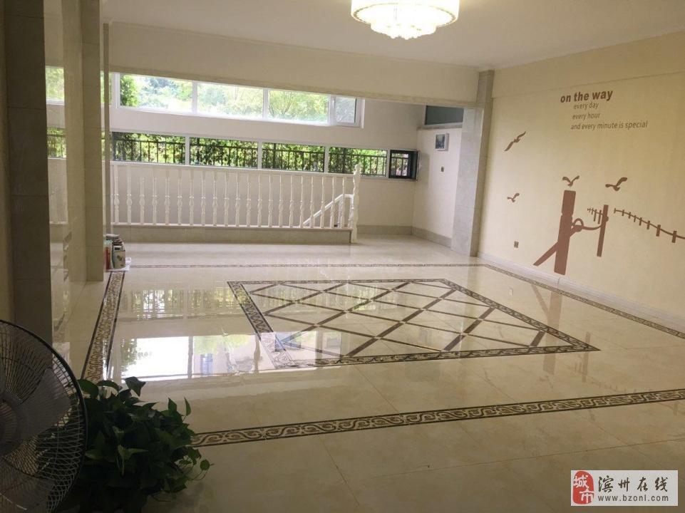渤海城邦豪装联体花园别墅精装460平寻找实力买家