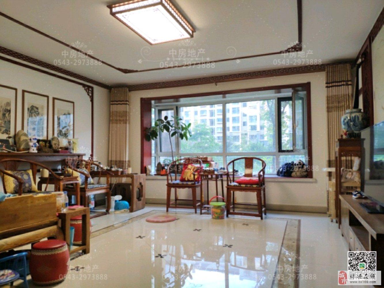 渤海锦绣城4室2厅2卫218万元