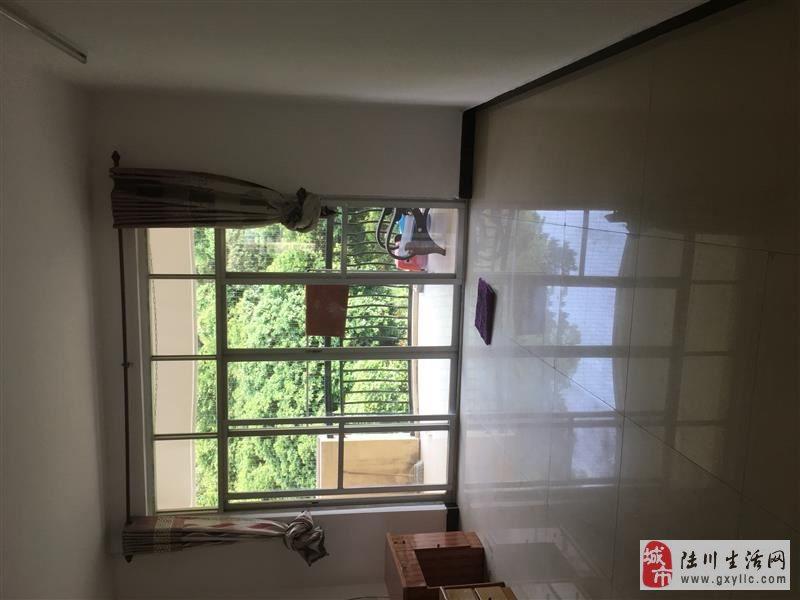 陆川中山苑小区抄底价出售3室2厅2卫35万元