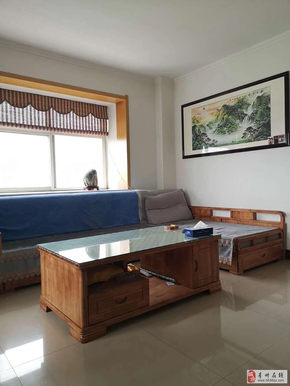 沿河风景房南阳欣城2楼精装两室94平带车库23平