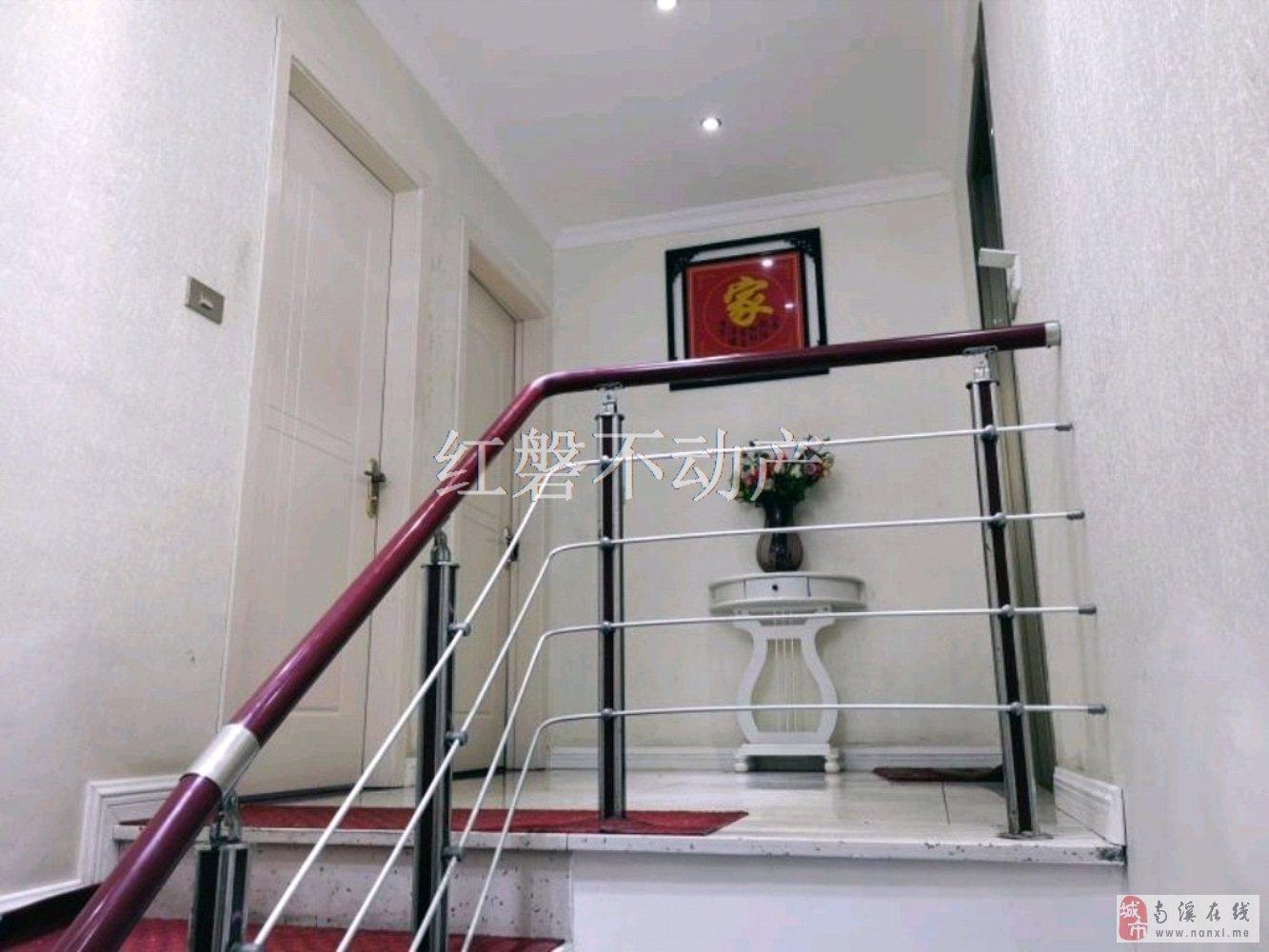凱麗香江精裝樓中樓3室2廳2衛108萬元