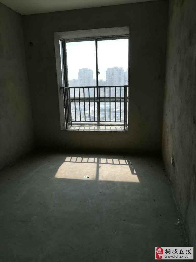二中附近时代广场全新电梯毛坯洋房双卫双阳台