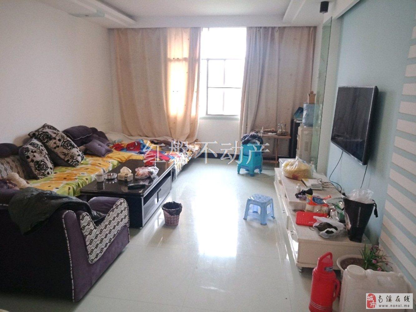 和谐小区4室 2厅 2卫62.8万元