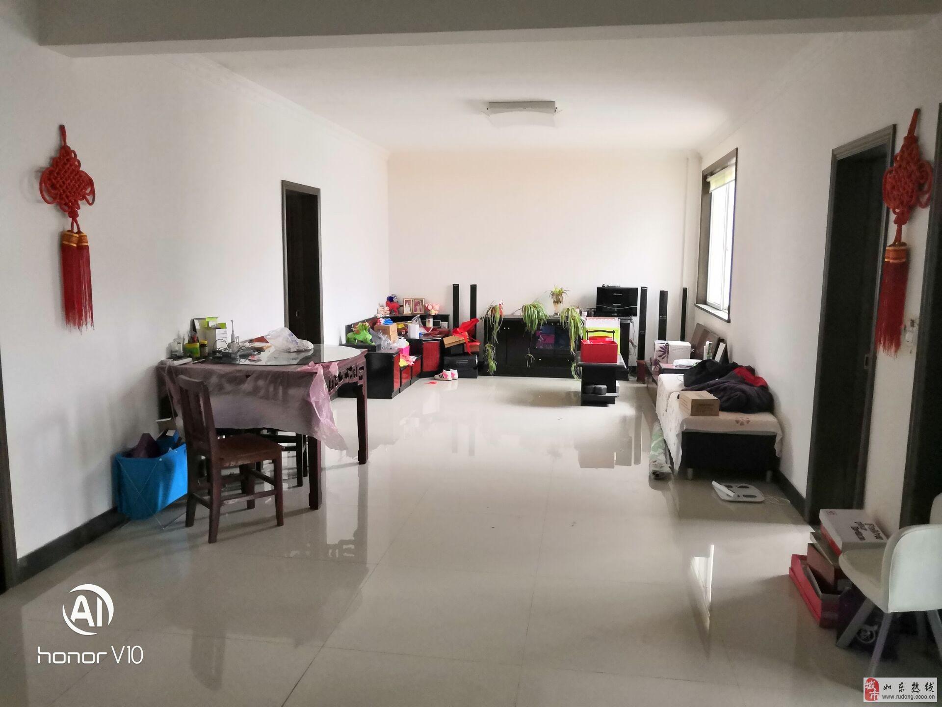 金色家园145平米3室2厅1卫,送20平米朝南附房