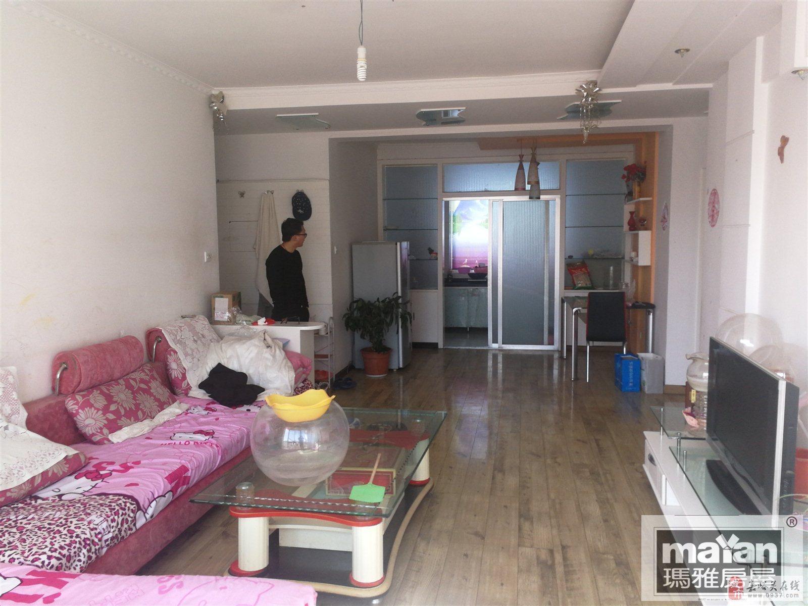 广汇小区3室2厅1卫出售