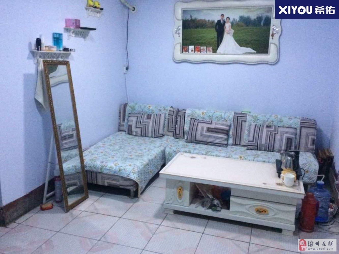庆丰小区2室1厅1卫48万元