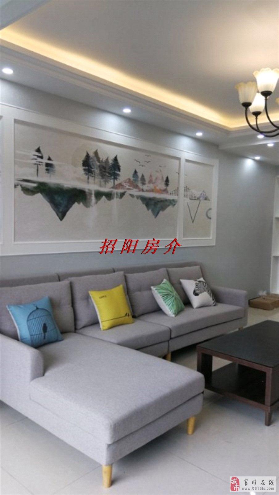 翰林福邸3室2厅2卫78.8万元