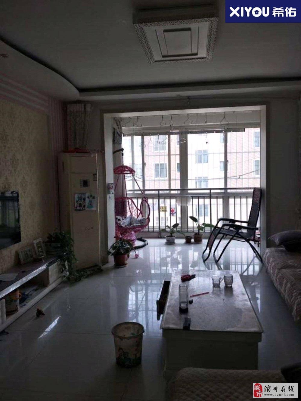 福临家园一期3室2厅1卫89万元